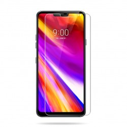 LG G7 ThinQ Tempered Glass Screen Protector Retail Package