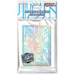 Yu-Gi-Oh! - Kaiba Corporation Card Sleeves (50 Pack)