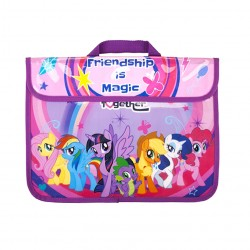 My Little Pony Adventures School Bag Handbag Bag 31x25