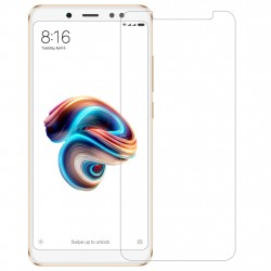 Xiaomi Redmi Note 5 Tempered Glass Screen Protector Retail Package