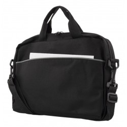 "DELTACO Laptop Case 12"" Notebooks Polyester Black"