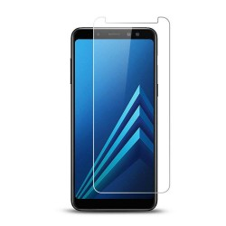 Samsung Galaxy A7 2018 Tempered Glass Screen Protector Retail Package