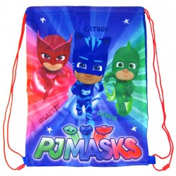 PJ Masks Pyjamasankarit Gym bag Kuntosali Laukut 43x32cm