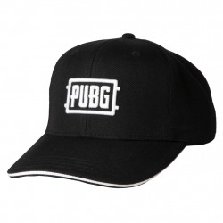 PUBG Block Logo Snap Back Hat Cap One Size