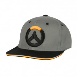 Overwatch Blocked Stretch Fit Hat Cap One Size