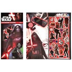 Star Wars 300st Klistermärken Återanvändbara Vinyl Stickers Star Wars Gadget Stickers 300pcs Star Wars 79,00 kr product_redu...