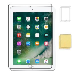 "2-pack iPad Wi-Fi 9.7"" 2018 / 2017 Näytönsuojat Screen Protector Transparent"