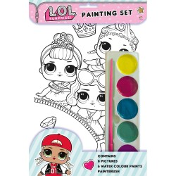 L.O.L Surprise! LOL Painting Set