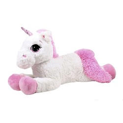 Unicorn Enhörnig Plush Mjukis Gosedjur Plysch 70cm Vit/Rosa Unicorn White 70cm Unicorn Design 499,00 kr product_reduction_per...