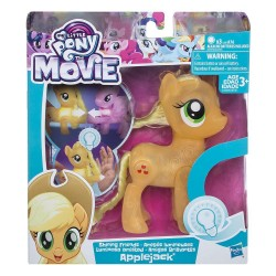 My Little Pony Shining Friends Applejack Figure