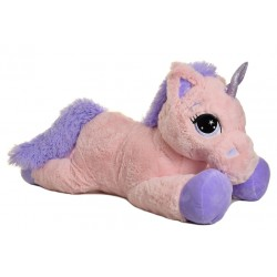 Unicorn Enhörnig Plush Mjukis Gosedjur Plysch 70cm Rosa/Lila Unicorn Pink 70cm Unicorn Design 499,00 kr product_reduction_per...