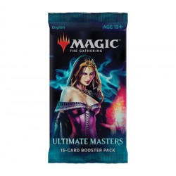 Magic The Gathering - Ultimate Masters Booster 1-Pack 1-PACK ULTIMATE MASTERS Magic The Gathering 199,00 kr