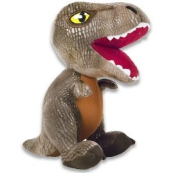 Jurassic World T-Rex Plush Toy 23cm Dinosaur