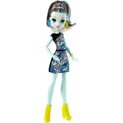 Monster High Frankie Stein Doll Docka Monster High Frankie Stein Monster High 299,00 kr product_reduction_percent