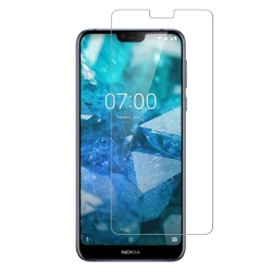 Nokia 7.1 Tempered Glass Screen Protector Retail Package