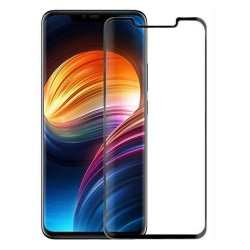 Full Screen Huawei Mate 20 Pro Tempered Glass Screen Protector Black Retail