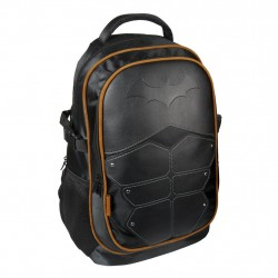 Batman Casual Travel Ryggsäck Skolväska Ergonomisk 47cm Batman Casual Travel Backpack DC Comics 479,00 kr