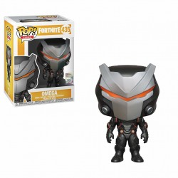 Funko POP! Games Vinyl: Fortnite Omega 435 Figure