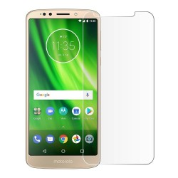 Motorola Moto G6 Play Tempered Glass Screen Protector Retail Package