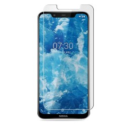 Nokia 8.1 Tempered Glass Screen Protector Retail Package