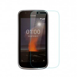 Nokia 1 Tempered Glass Screen Protector Retail Package