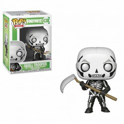 Funko POP! Games Vinyl: Fortnite Skull Trooper 438 Figure