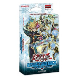 Yu-Gi-Oh! Cyberse Link Structure Deck Kort Spel