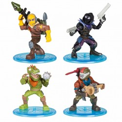Fortnite Battle Royale Collection 4 Action Figure Squad Pack 5cm