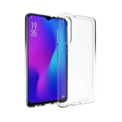 Ultra-tynd Soft Shell TPU Huawei P30 Transparent