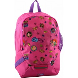 LEGO Friends Good Vibes School Bag Reppu Laukku 40x26x18cm