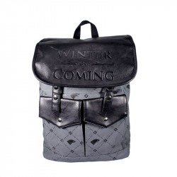 Game of Thrones Stark Backpack Ryggsäck Skolväska Väska 38x30x15cm Game of Thrones Stark Game Of Thrones 499,00 kr