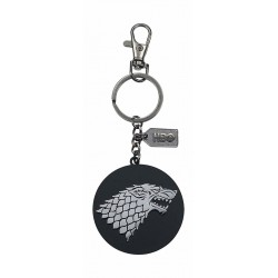 Game of Thrones Metal Keychain Stark Silver Logo Nyckelring Game of Thrones Metal Keychain S Game Of Thrones 199,00 kr produc...