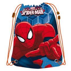 Spiderman gym bag Kuntosali Laukut 43x32cm