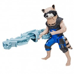 Marvel Guardians of the Galaxy Titan Hero Series Rocket Raccoon Figur