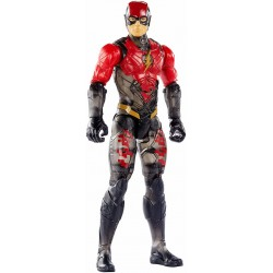 DC Justice League Flash Stealth Suit Figure 30cm FPB53 Flash Stealth DC Comics 339,00 kr
