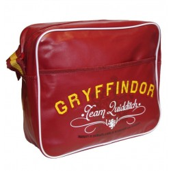 Harry Potter Gryffindor Messenger Bag Axelväska Skolväska 35x27x9cm Harry Potter Axelväska Harry Potter 299,00 kr product_re...