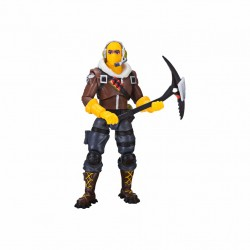 Fortnite Solo Mode Action Figure Raptor 10cm