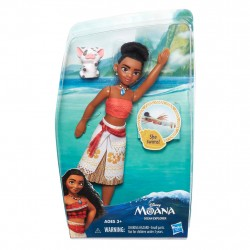 Disney Vaiana / Moana Ocean Explorer Swimming Doll