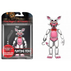 Funko Action Figure Five Nights at Freddy's Funtime Foxy Exclusive FNAF