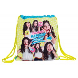 Soy Luna Random Faces Gym bag Sport Bag 40x35cm