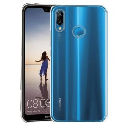 Ultra-tynd Soft Shell TPU Huawei P30 Lite Transparent