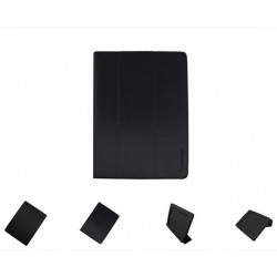 Flip Case Fodral iPad 2/iPad 3/iPad 4 Med Sleep Wake-up Funktion Cover Svart