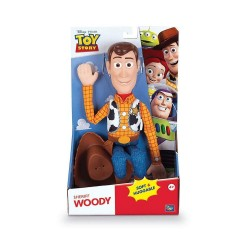 Disney Pixar Toy Story Sheriff Woody Action Figure Soft & Huggable 40cm
