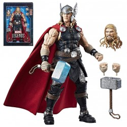 Marvel Legends Series Thor Figur Legendarisk figur 30cm