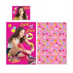 Disney Soy Luna Enjoy Love Påslakanset Bäddset 140x200+70x90cm Soy Luna Enjoy Love Disney Soy Luna 399,00 kr product_reductio...