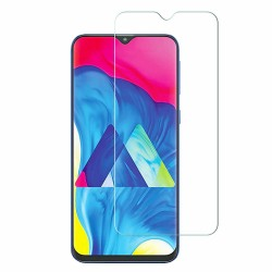 Samsung Galaxy M10 Tempered Glass Screen Protector Retail Package