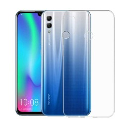 Ultratunn Mjuk Skal TPU Huawei P Smart 2019 Genomskinligt Genomskinligt GL 99,00 kr product_reduction_percent