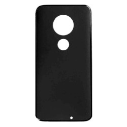 Blødt TPU Cover Motorola Moto G7 / G7 Plus Sort