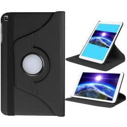Samsung Galaxy Tab S5e 10.5 T720 Pyörivä Kotelo Smart Cover Case 360 Black