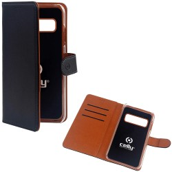 Celly Wallet Case Samsung Galaxy S10+ Plånbok Fodral Svart Celly Samsung S10+ Svart WALLY8 Celly 249,00 kr product_reduction...